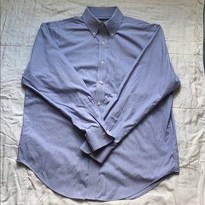 Lauren Ralph Lauren Button Long Sleeve Shirt